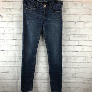 American Eagle Womens 10 Long Stretch Skinny Jeans